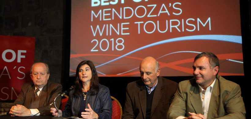 Ya está en marcha el concurso Best Of Mendoza's Wine Tourism 2018