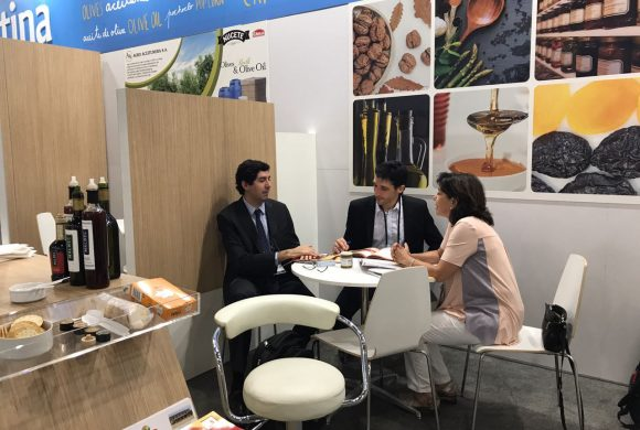 PARTICIPACIÓN EN LA FERIA SUMMER FANCY FOOD DE NEW YORK