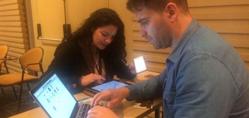 Empresas audiovisuales se promocionaron en Colombia