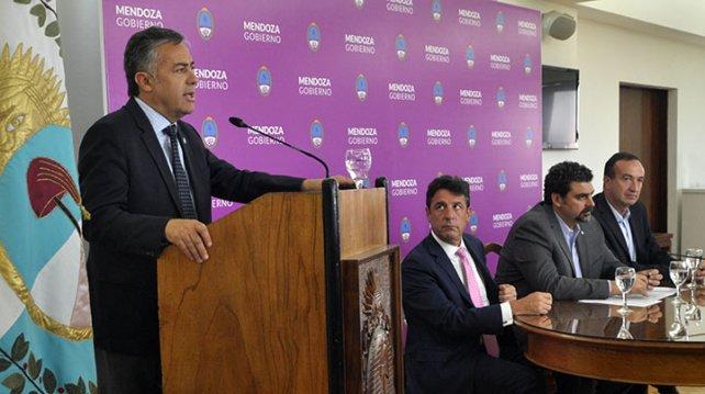 Mendoza impulsa acuerdos comerciales con Brasil