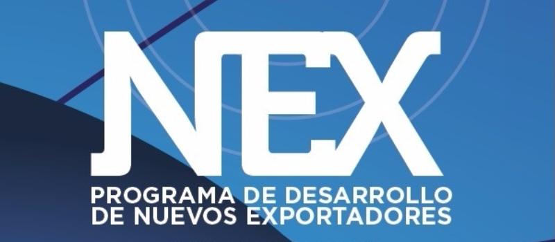 Programa Desarrollo de Nuevos Exportadores (NEX)