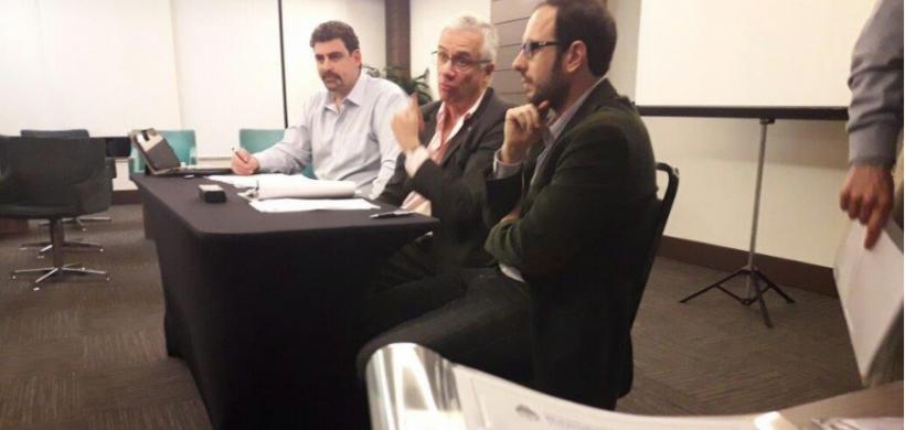 En Porto Alegre, la misión mendocina busca asociarse con empresarios brasileros