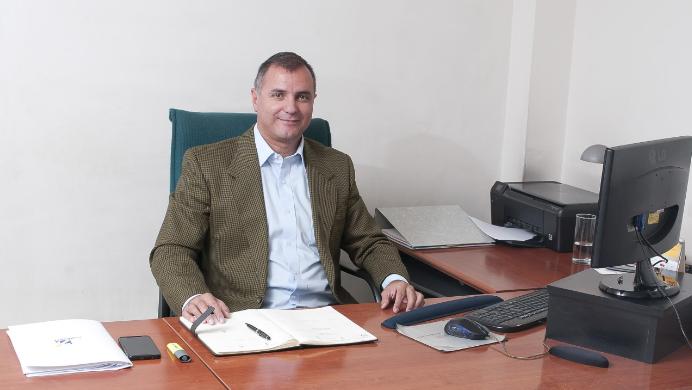 Fernando Urdaniz, Gerente General de ProMendoza: un histórico del comercio exterior