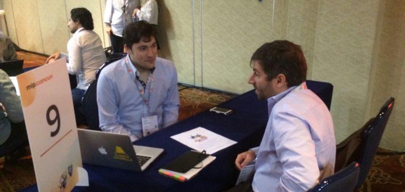 Empresas Audiovisuales de Mendoza Participaron en el MIP Cancún