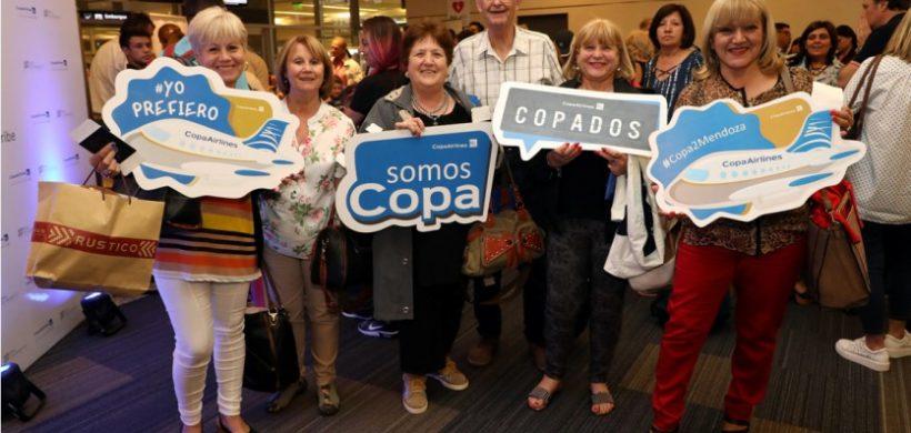 Mendoza ya opera con vuelo directo a Panamá