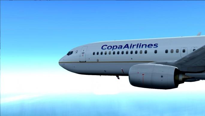 Aterrizó el primer vuelo directo desde Panamá