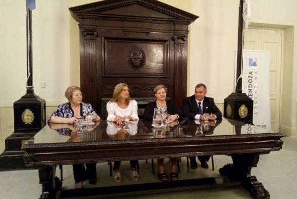 Foro de Mujeres Empresarias y Emprendedoras de Mendoza en la Legislatura