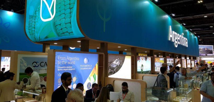 ProMendoza participa en Gulfood y explora zona franca en Dubai