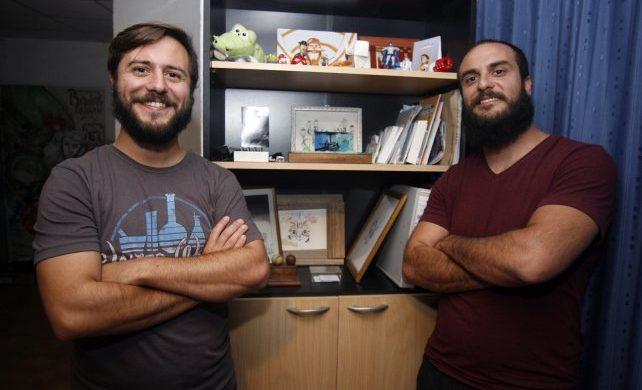 Dos hermanos que ya se insertaron en la industria internacional de los videojuegos