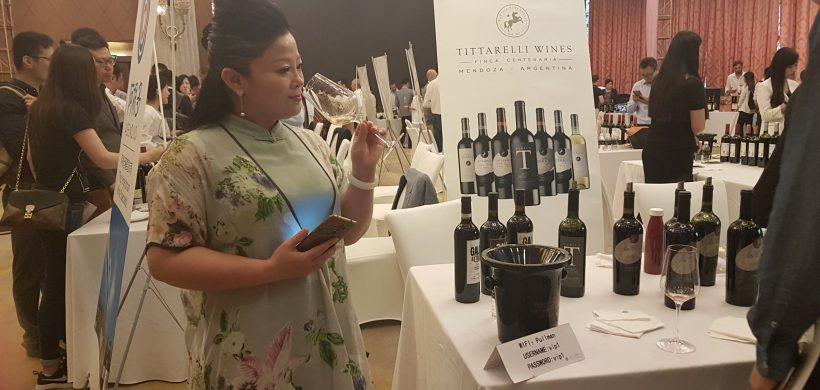 """Los vinos mendocinos tienen un gran potencial en """"el Jardín de China"""""""