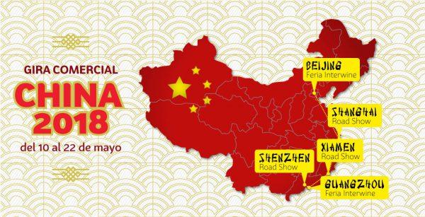 Bodegas mendocinas promocionansus vinos en China