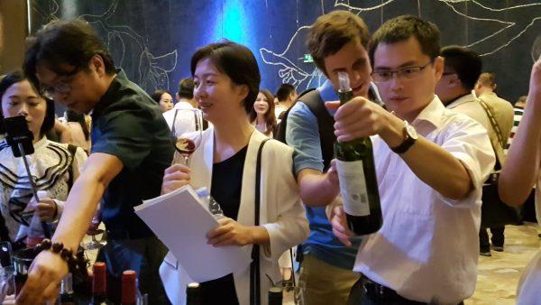 Vinos mendocinos con excelente aceptación en Shenzhen