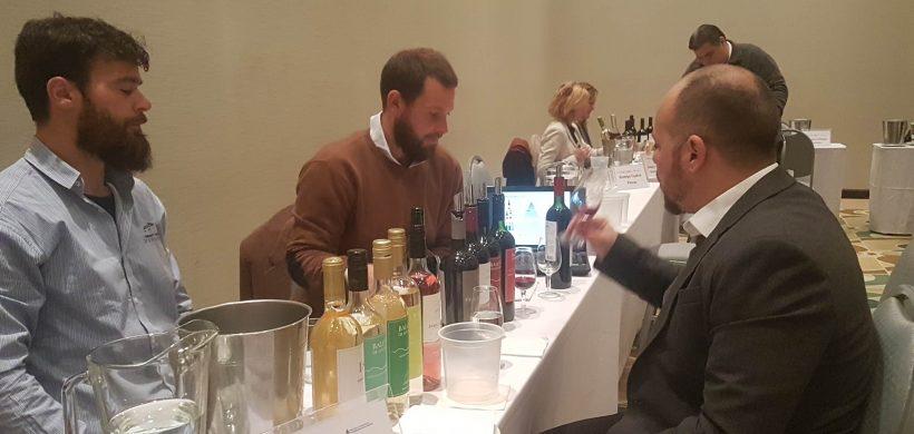 Importadores internacionales interesados en vinos mendocinos