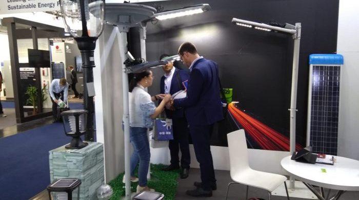 ProMendoza participó en importante feria de energía solar