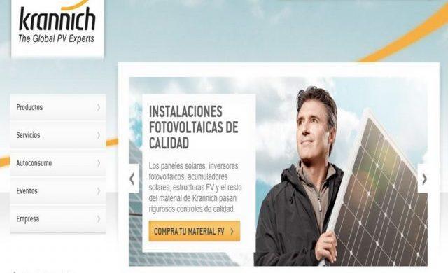 Portal internacional promocionará empresas locales de energía solar