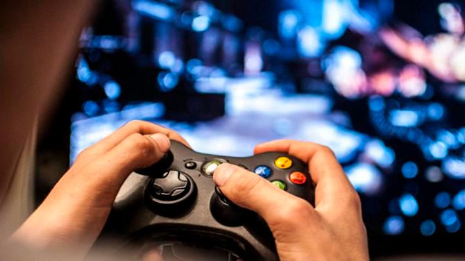 Ignacio, Leandro y Nicolás lucen sus videojuegos en el mundo