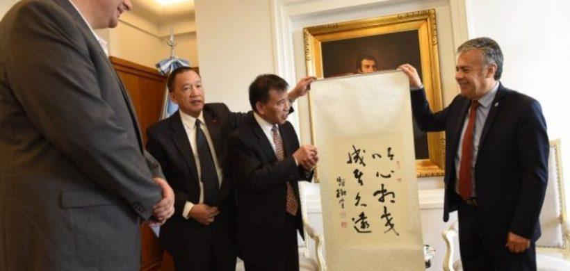 Guangdong, la ciudad de una China que pide, reclama y espera productos de Mendoza