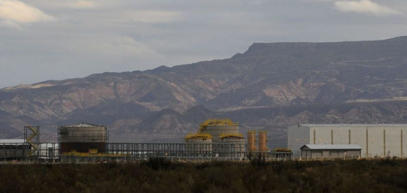 Cornejo busca inversores chinos para reactivar la mina de potasio de Malargüe