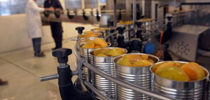 Crecieron 45% las exportaciones de durazno en 2018
