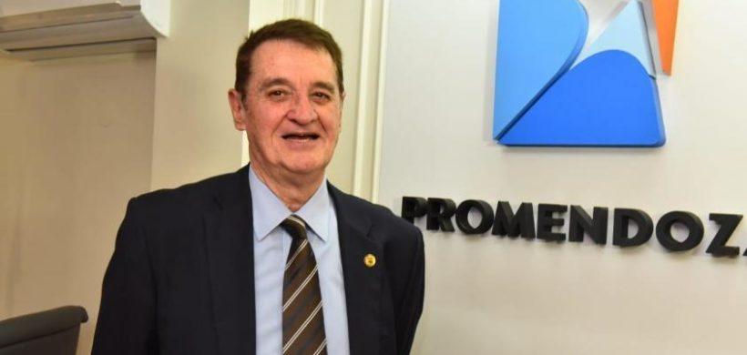 Daniel Ariosto asumió al frente de ProMendoza