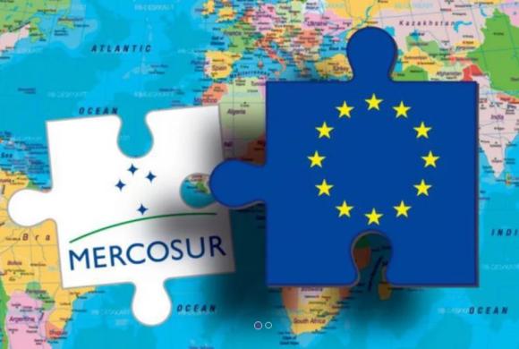 Se firmó con la UE y ahora  la pelea es por las retenciones