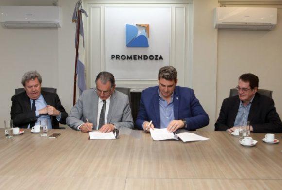 Mendoza tendrá su quinto hub logístico, en Los Andes, Chile