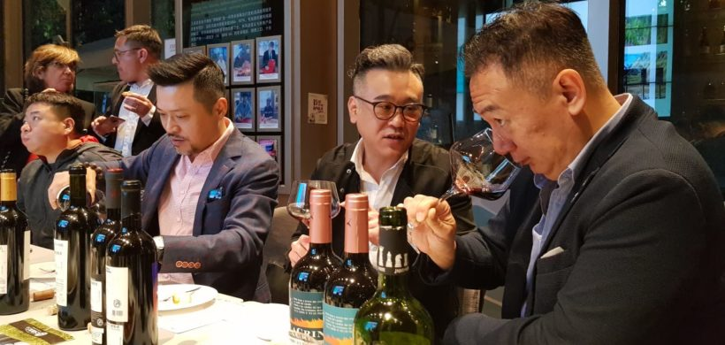 Degustaciones y maridajes en China para incrementar el consumo de vino mendocino
