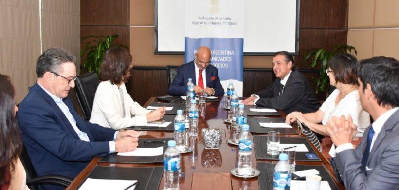 Mendoza amplía mercados y busca crecer en la India