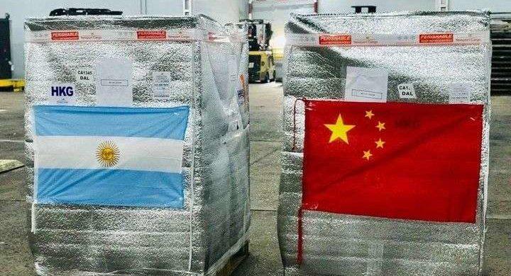 Productores mendocinos envían el primer contenedor de cerezas a China
