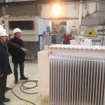 Pyme mendocina exportó 20 contenedores de transformadores a Oriente, EEUU y Canadá