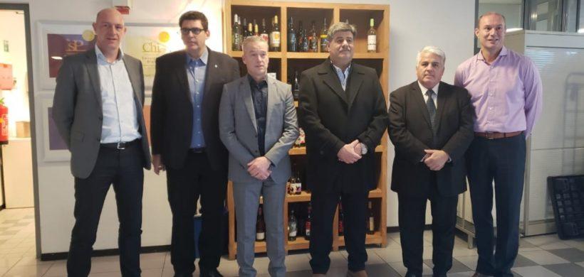 Bodegas sanjuaninas participaron en la expo de vino a granel más importante del mundo