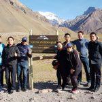 Aconcagua y Potrerillos cerraron la visita de la delegación china de radio y TV