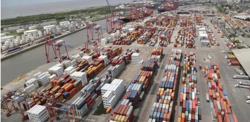 Preocupación entre exportadores por la suba de impuestos en los puertos bonaerenses