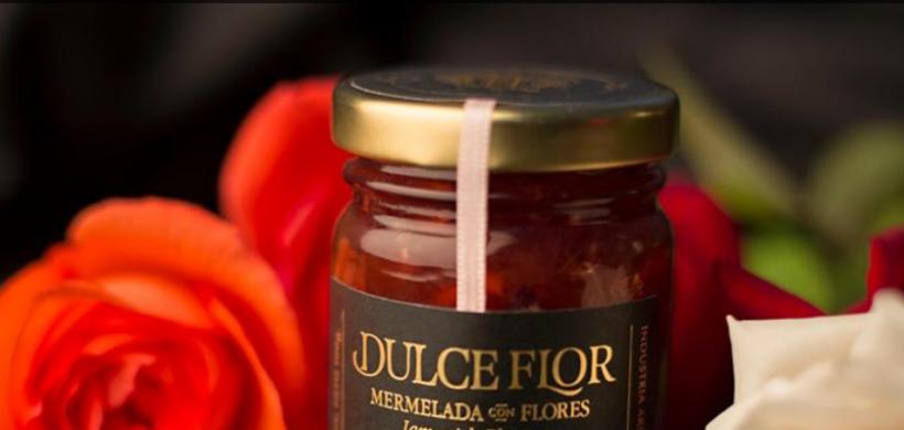 Pyme mendocina que exporta mermeladas con pétalos de flores fue premiada en Londres