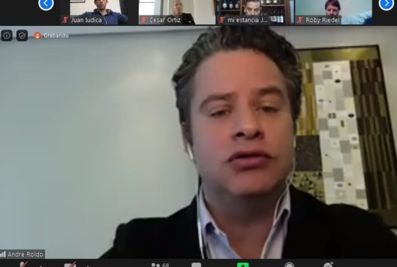 Gran convocatoria de empresas en la charla virtual sobre negocios con el Sur de Brasil