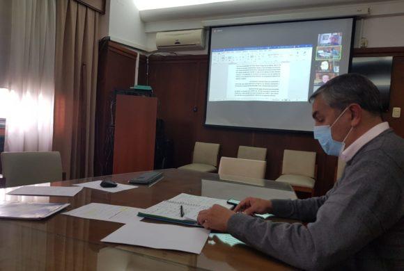 Enrique Vaquié asumió como nuevo presidente de la Fundación ProMendoza