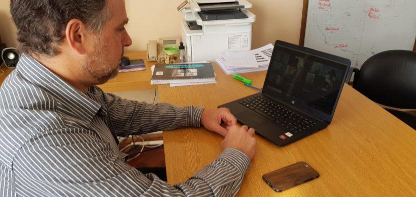 Avanzan las gestiones comerciales con empresarios chinos para exportar cereza
