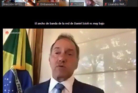Mendoza avanza en su estrategia de regionalización comercial con Brasil