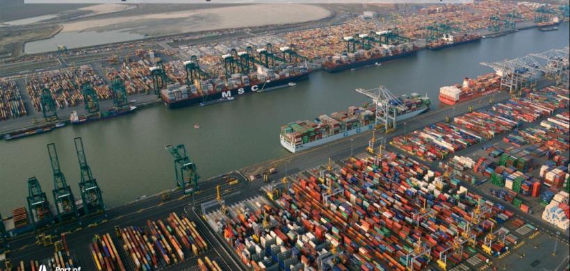 Mendoza apunta a incrementar sus negocios con Europa mediante el hub logístico de Amberes