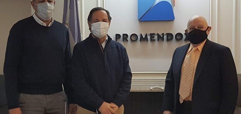 Luis Abrego nuevo presidente de ProMendoza
