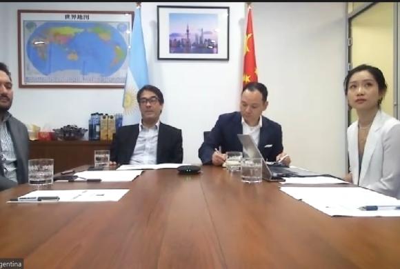 Bodegas de Mendoza participaron en el seminario sobre nuevas dinámicas en el mercado chino